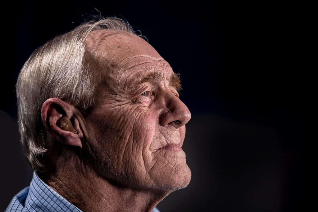 Pensioner Germany